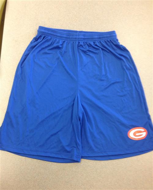 Admiral basketball shorts